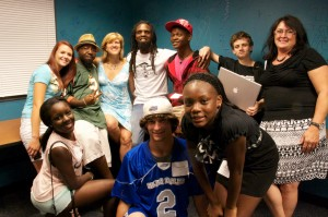 Blue room group